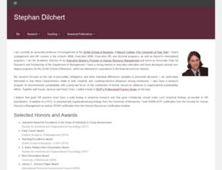 dilchert.com screenshot