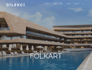 dilekci.com screenshot