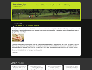 dilipnaidu.wordpress.com screenshot