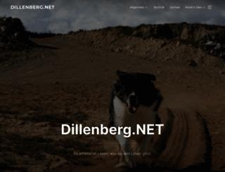 dillenberg.net screenshot