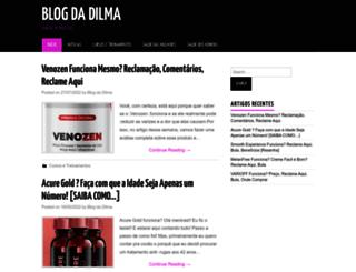 dilma2010.blog.br screenshot