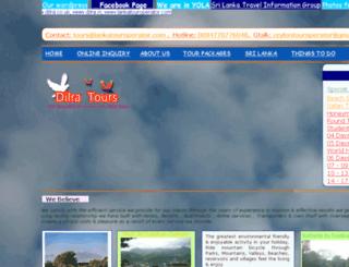 dilra.co.uk screenshot