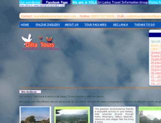 dilra.in screenshot