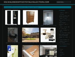 dilwaleboxofficetotalcollection.com screenshot