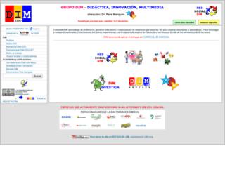 dim.pangea.org screenshot