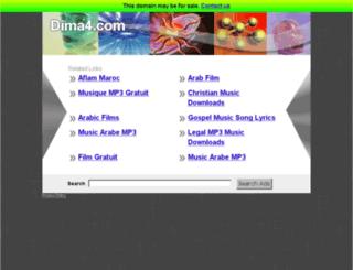 dima4.com screenshot