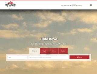 dimarzioimoveis.com.br screenshot