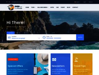 dimatourism.com screenshot