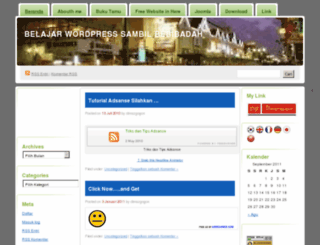 dimazgogon.wordpress.com screenshot
