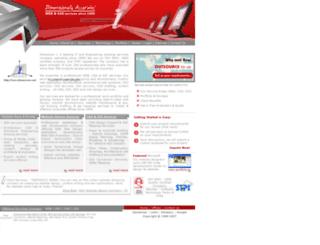 dimensioni.net screenshot