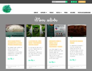 dimequecomes.com screenshot
