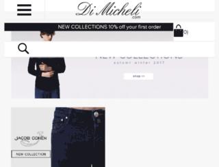 dimicheli.com screenshot