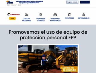 dimmx.com screenshot