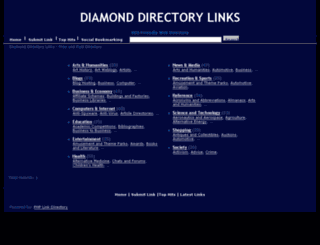 dimonddirectory.com screenshot
