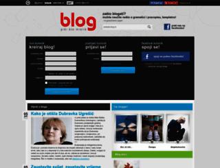 dinamitna.blog.hr screenshot