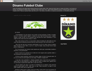 dinamo-fc.blogspot.com screenshot