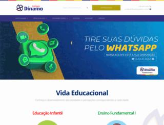 dinamojuazeiro.com.br screenshot