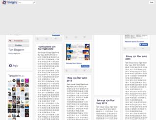 dindersi.blogcu.com screenshot