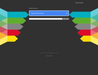 dineinct.deliverycheckout.com screenshot