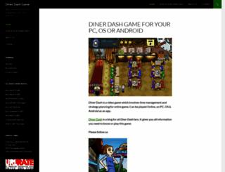 dinerdash.org screenshot