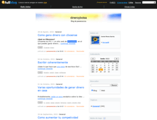 dineroybolsa.fullblog.com.ar screenshot