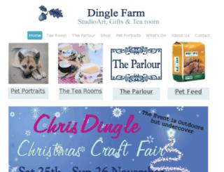 dinglefarmonline.co.uk screenshot