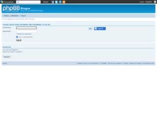 dingos.forumotion.com screenshot