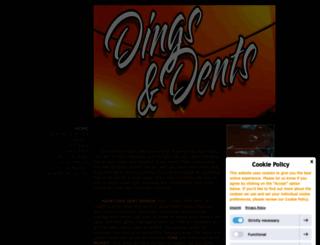 dingsanddentsnj.com screenshot