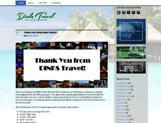 dinkstravel.com screenshot