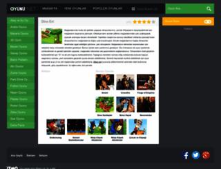 dinoevi.oyunu.net screenshot