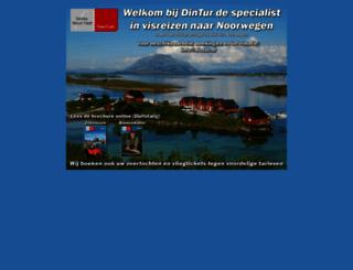 dintur.nl screenshot