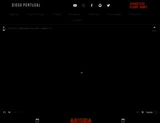 diogoportugal.com.br screenshot