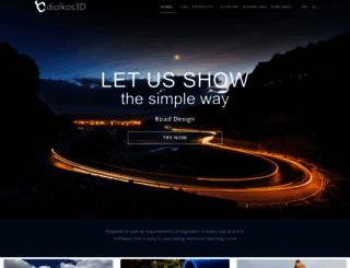 diolkos3d.com screenshot