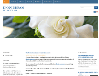 dionidream.wordpress.com screenshot