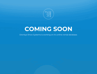 dionisys.nl screenshot