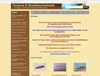 diorama-modellbau.com screenshot