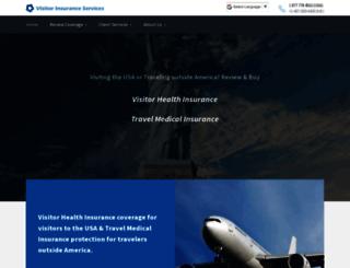 diplomatamericainsurance.net screenshot