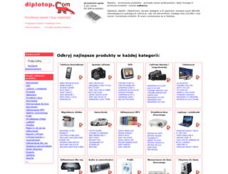 diplotop.pl screenshot