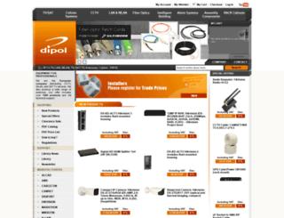 dipol.ie screenshot