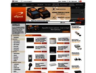 dipolnet.com screenshot