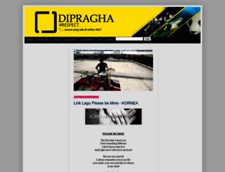 dipragha.blogspot.com screenshot
