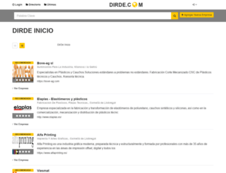 dirde.com screenshot