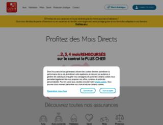 direct-assurance.fr screenshot