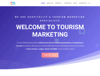 direct-bookings.co.za screenshot