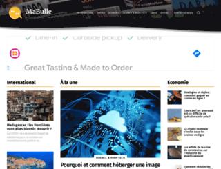 direct-medias.mabulle.com screenshot