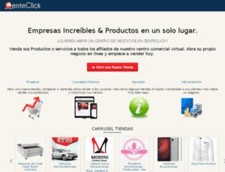 direct.genteclick.com screenshot