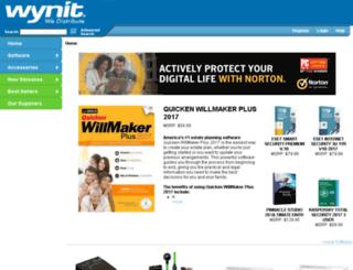 direct.wynit.com screenshot