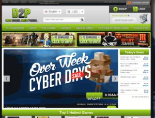 direct2play.com screenshot