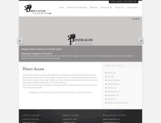directaccesschambers.com screenshot