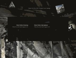 directactiongear.com screenshot